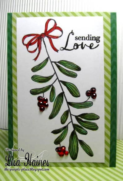 Mistletoe Love...