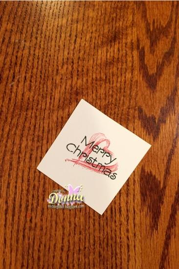 Santa Gift Card2
