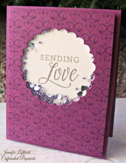 Jennifer-Sending Love