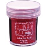 Wow Cable Car Red Embossing Powder