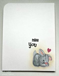 Baby Animals stamp bunny Jennifer