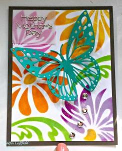 lotus butterfly mothers day card jennifer