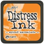 Spiced Marmalade mini ink pad
