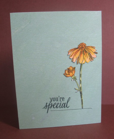 Hero Arts Specia Flower July 2015