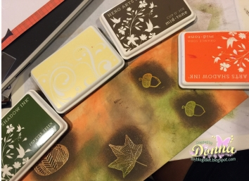 A2Z Sept shaker card