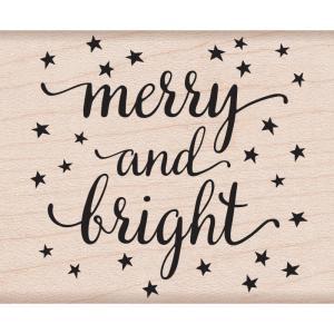 Hero Arts Merry and Bright
