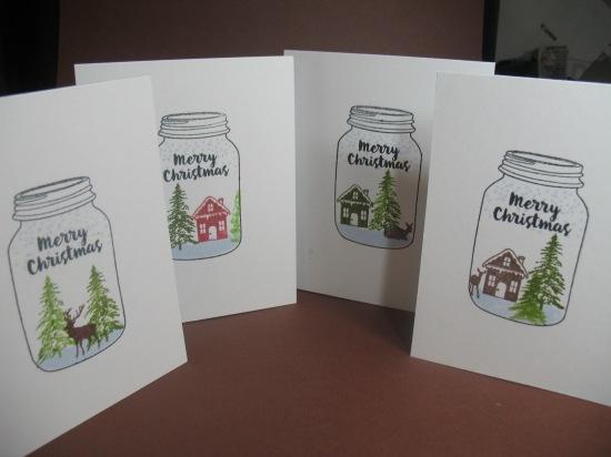 a2Z Winter Scene on White Cards Oct 2015
