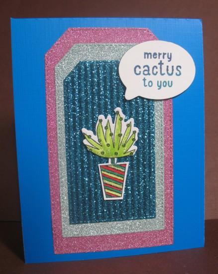 A2Z Dec Cactus card 2015