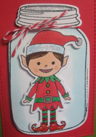 A2Z elf in a Bottle close-up Dec 2015