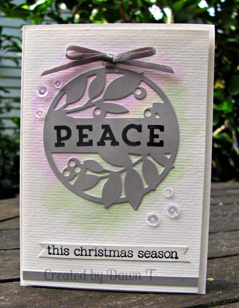 Peace W