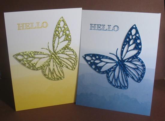 A2Z butterflies blue yellow Jan 2016