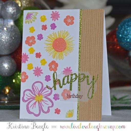 Hero Arts Color Layering Flowers