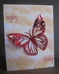 hero arts butterfly die cut
