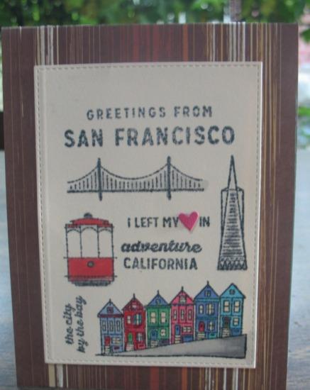 Hero Arts Kelly's San Francisco