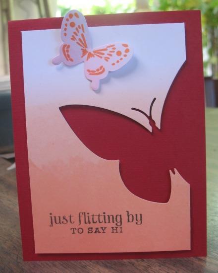 Hero Arts Butterfly Fancy Dies