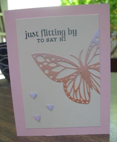 Hero Arts Butterfly Fancy Die