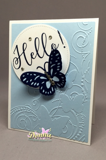 a2z Scrapbooking_Hero Arts Spring Hello_July