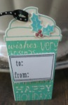 Hero Arts Coffee Tag Tags & Frames