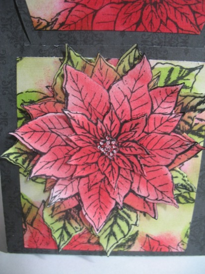 Antique Poinsettia