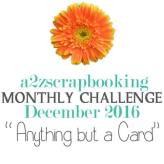 a2z monthly challenge