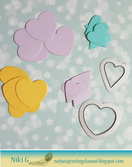 Hero Arts Heart Die Cuts