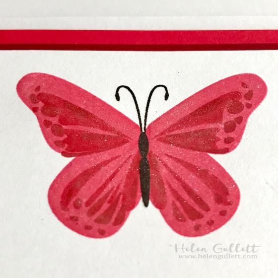 Hero Arts Color Layering Butterflies