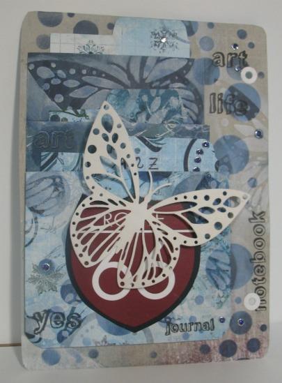 Hero Arts Butterfly Fancy