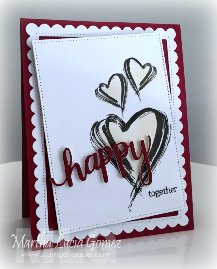 Happy Stamp & Cut with Digital Hero Arts