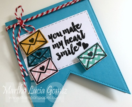 Love by Lia Hero Arts Stamp Set