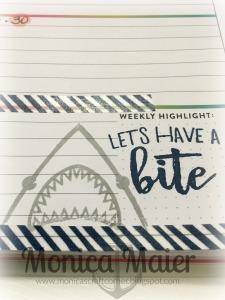 shark week planner 1