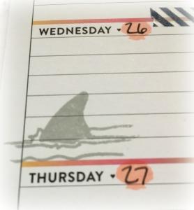 shark week planner 2