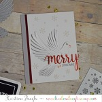 Hero Arts Paper Layering Dove