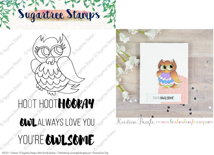 Owl Digital Stamps