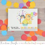 Digital Stamps Birthday