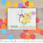 Digital Stamps Birthday