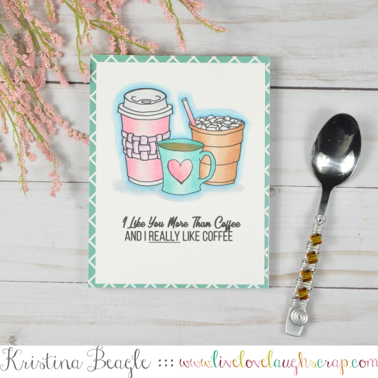 Sugartree Stamps Hug in a Mug