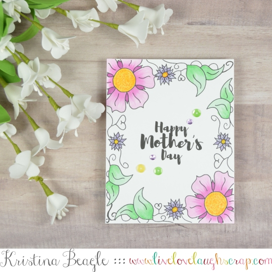 Mothers Day Card Sugartree Stamps