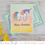 Sugartree Stamps Chase Rainbows
