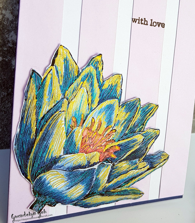 poetic petals marker shine