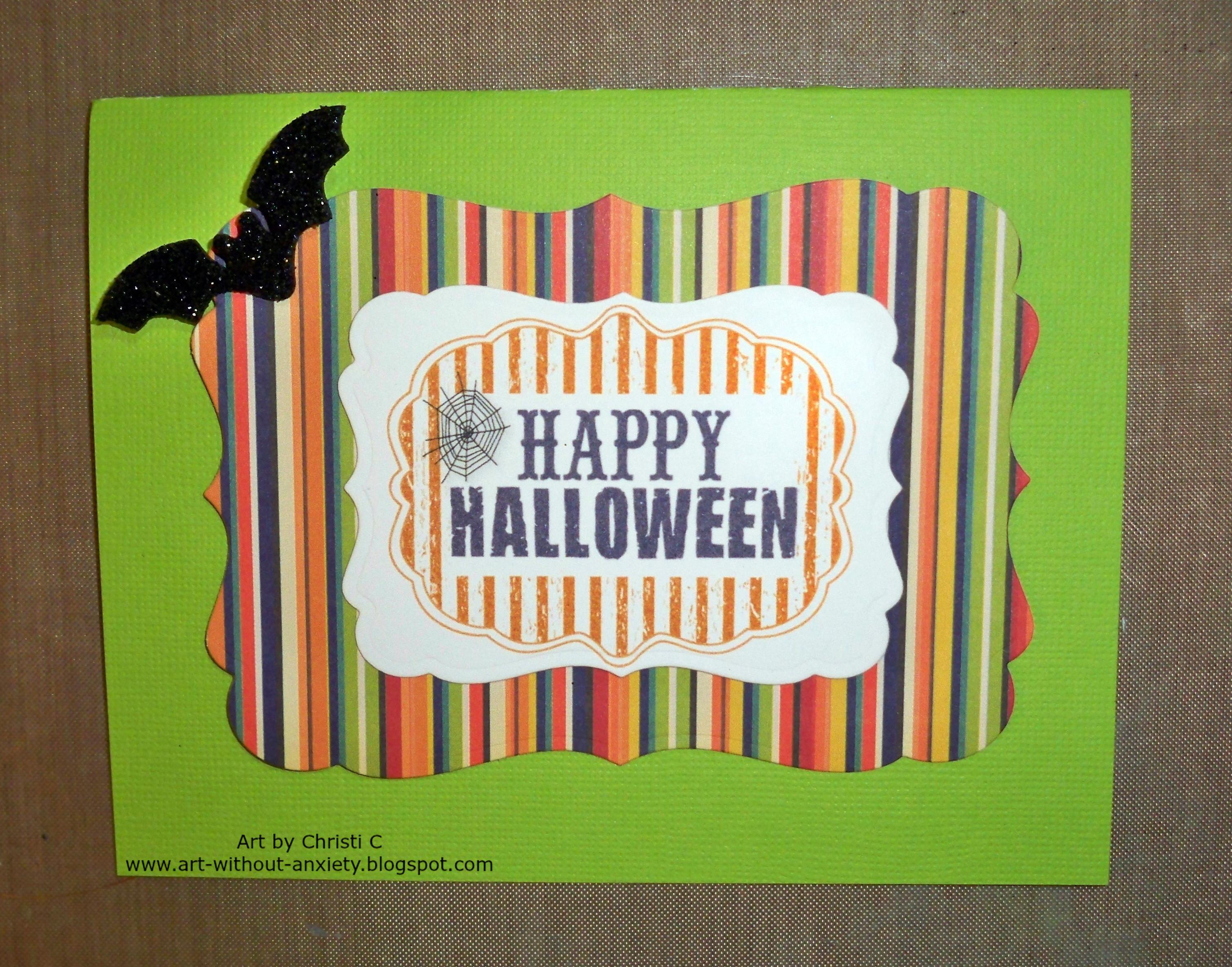 Happy Halloween Digi