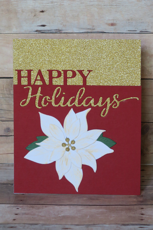 Cut-Out Holidays Fancy Die