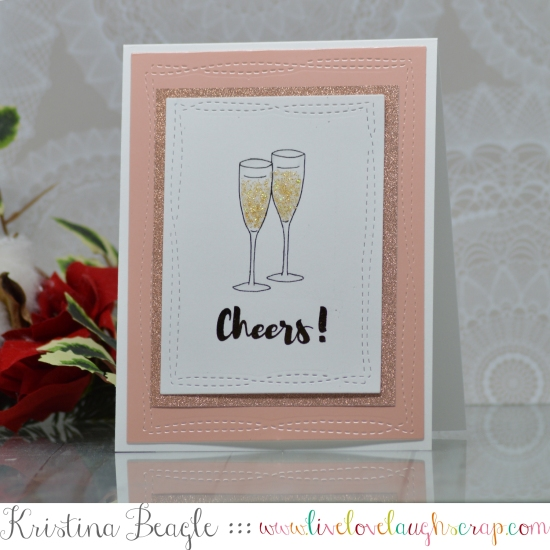New Years Card Sugartree Stamps