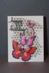 Hero Arts Flutterbies Printable