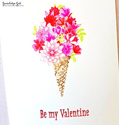 Be my valentine cu