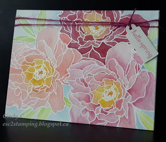 a2z scrapbooking coloring challenge