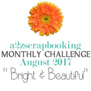 Hero Arts Bright and Beautiful Challenge