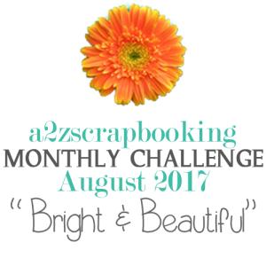 Hero Arts Bright and Beautiful Challenge