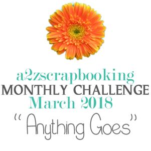 Challenge BadgeMar18